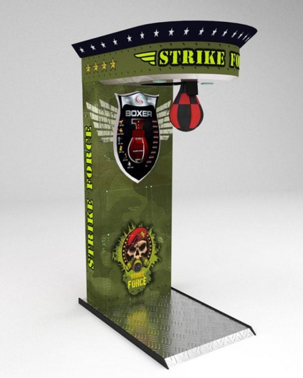 Strike Force Stand