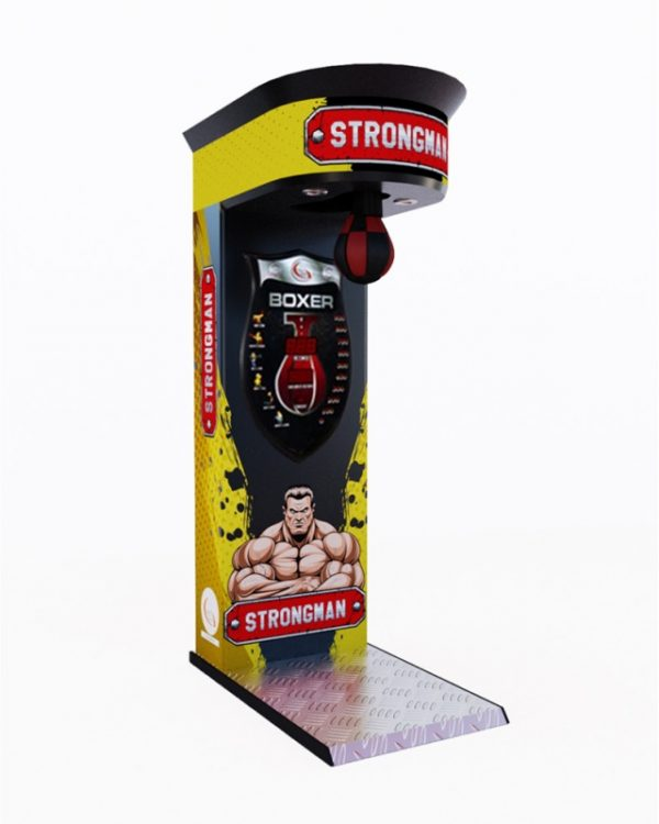 Strongman Stand